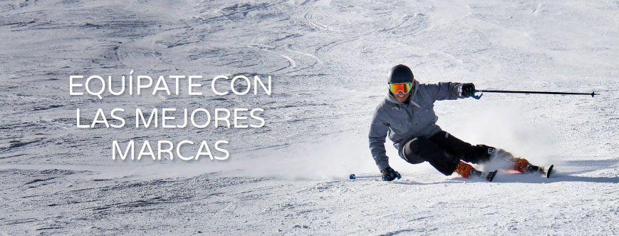 compra esquí snow andorra