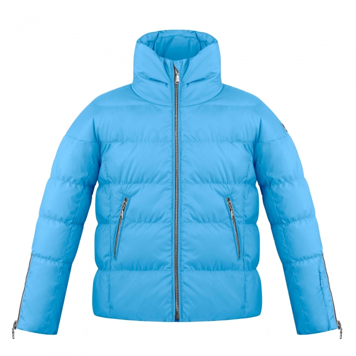 poivre blanc synthetic down jacket