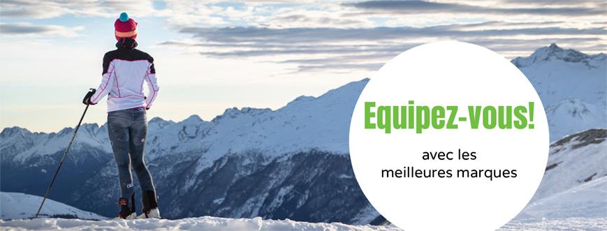 ski sport and fashion vente online