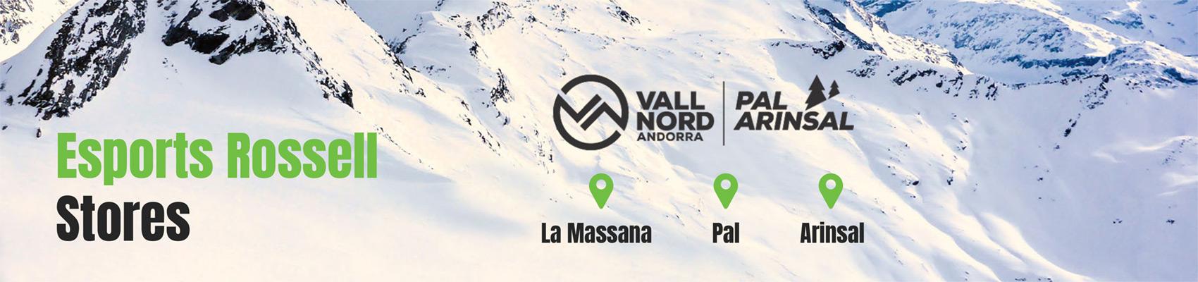 esports rossell stores rental ski vallnord andorra