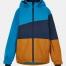 color kids ski jacket