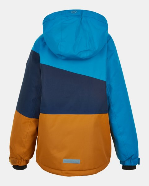 color kids ski jacket