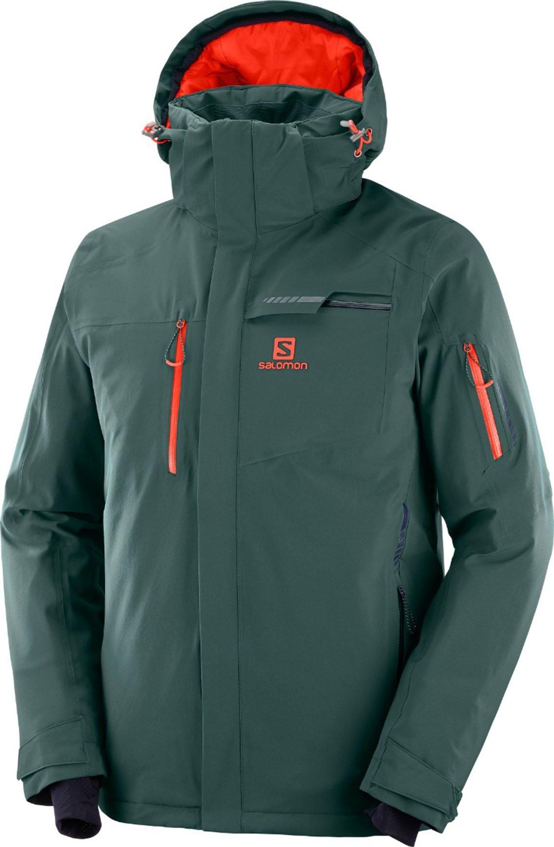 salomon jacket brilliant
