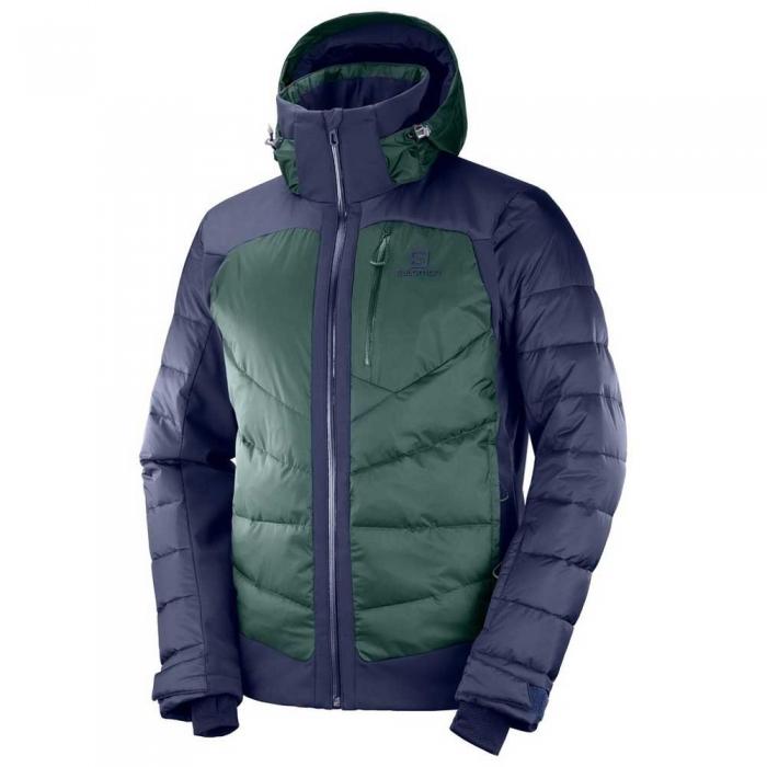 salomon jacket iceshelf
